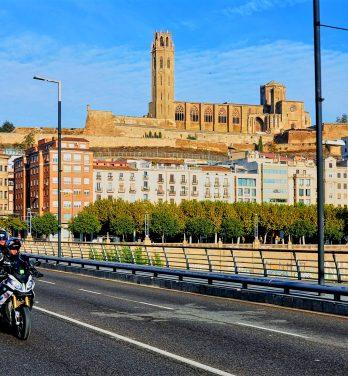 Paseo por Lleida
