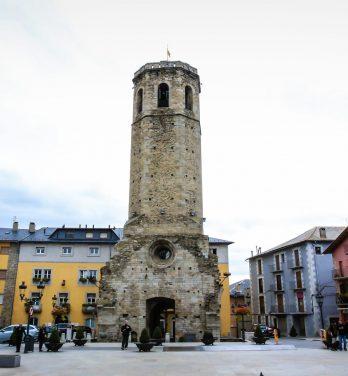 Blick auf La Cerdanya